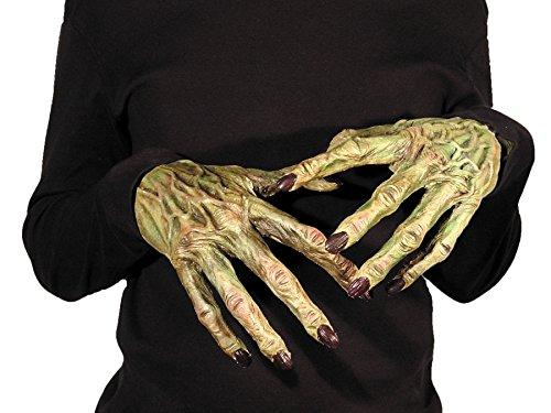 (WMU Hands Monster)
