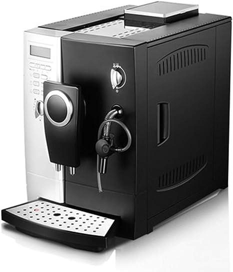 JGRH Cafetera Inteligente, Inicio automático de Bomba de Tipo Cafetera 2-en-1 de molienda máquina de Espresso Espuma de Leche 220V Fabricante: Amazon.es: Deportes y aire libre