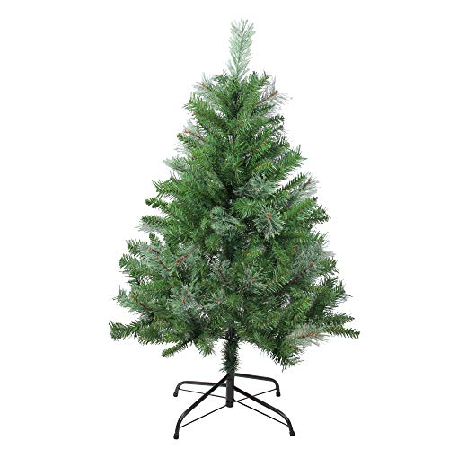 (Northlight Unlit Atlanta Mixed Cashmere Pine Medium Artificial Christmas Tree, 4' )