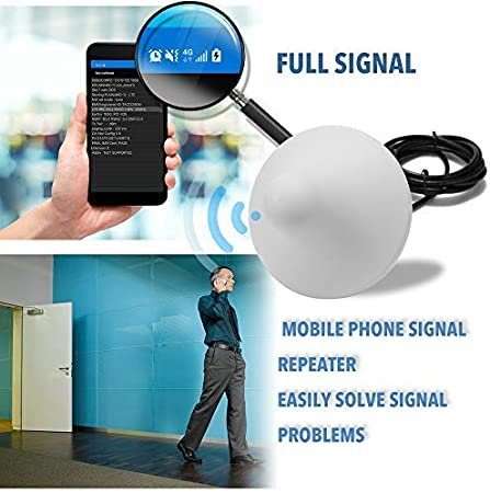 Amplificatore Tri Band 110-220V 900 1800 2100 GSM DCS WCDMA 2G / 3G / 4G Kit ripetitore intelligente LTE Universal Signal Booster