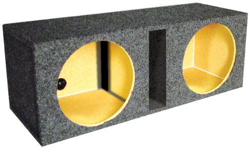 Vented Sub Enclosure (Q-POWER QBASS10 Dual 10