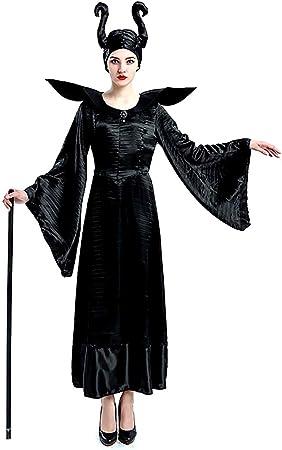 Disfraz de bruja malvada - maléfica - maléfica - bella durmiente ...