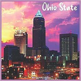 Ohio State Calendar 2021 Ohio State 2021 Wall Calendar