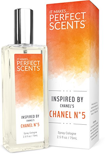 Perfect Scents Inspired by Chanel's Chanel #5 - Fragrance for Women - 2.5 Fluid Ounces (Chanel Like)