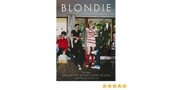 Blondie - Blondie Greatest Hits Sound & Vision CD & DVD - Amazon.com Music