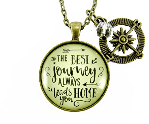 24-the-best-journey-always-leads-us-home-adventure-necklace-hipster-style-bronze-round-pendant-compa