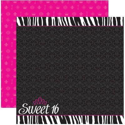 Multi Color Palette Reminisce SCF-200 Scrappin Friends Scrapbook Collection Kit