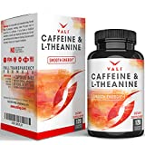 Best Caffeine Pills - Caffeine 50mg with L-Theanine 100mg Pills for Smooth Review