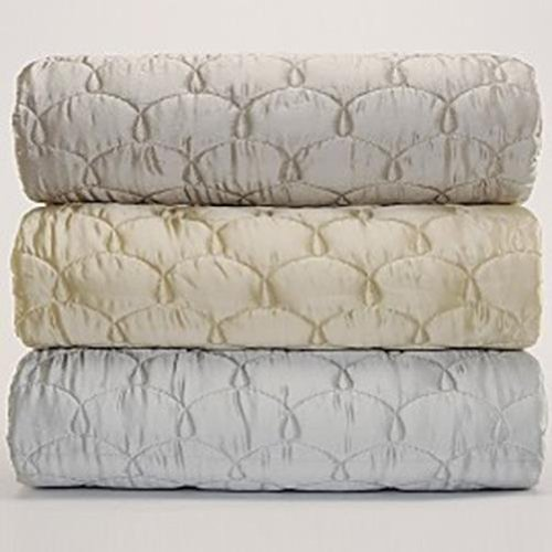Barbara Barry Dream Silk European Sham Champagne