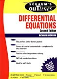 Differential Equations, Richard Bronson, 0070080194
