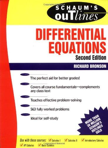 Schaum S Outline Book Series