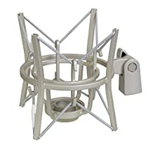 LyxPro Studio Condenser Spider Shockmount-Silver