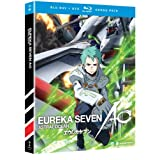Eureka Seven: Astral Ocean - Part 1 [Blu-Ray + Dvd] Alt