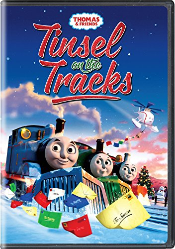 DVD : Thomas And Friends: Tinsel On The Tracks (Snap Case, Slipsleeve Packaging)