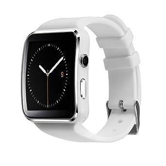 Soloking T60 Smartwatch,Bluetooth 3.0 Reloj Inteligente 1.54 ...