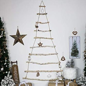 Alternative Christmas Trees.Melody Maison Wooden Branch Alternative Christmas Tree