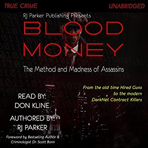 Blood Money Audiobook