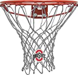 The Ohio State University Basketball Net Silver