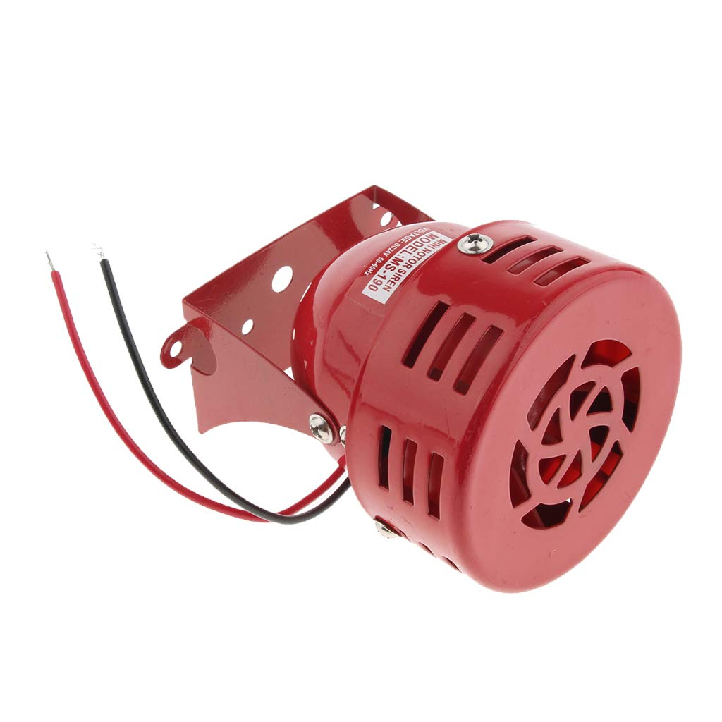 MS-190 Alarma De Incendio Zumbador Industrial Electrónica ...