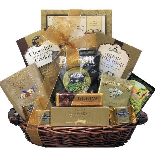 GreatArrivals Gift Baskets Gourmet Kosher Small