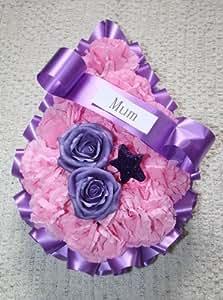 handmade funeral tribute artificial flower female your a star tear drop TEARDROP