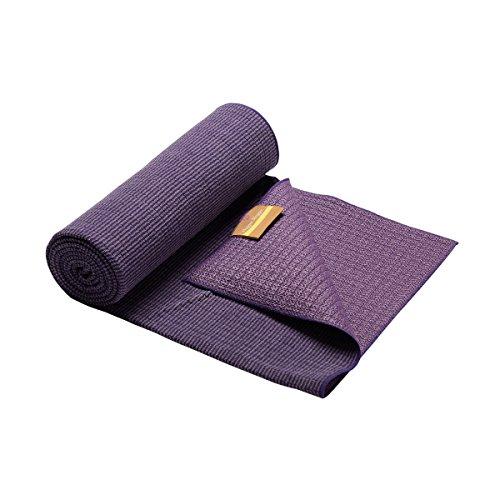 Hugger Mugger Yoga Towel (Violet)