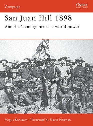 San Juan Hill 1898: America's Emergence as a World Power (Campaign)