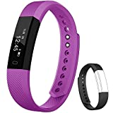 Fitness Tracker Flenco Smart Watch Pedometer Wristband Activity Tracker With Steps Counter /