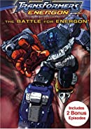 Transformers Energon - The Battle for Energon