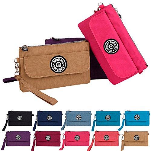 Cash Bag Phone Sport Nylon Women's Handbag Wristlet Key Organiser Purse And Pouches Pink Coin Wocharm Portable Purses Hot vqBwOB7