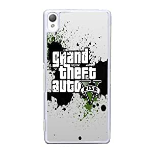 Sony Xperia Z3 Cell Phone Case White GTA AS7YD3589387