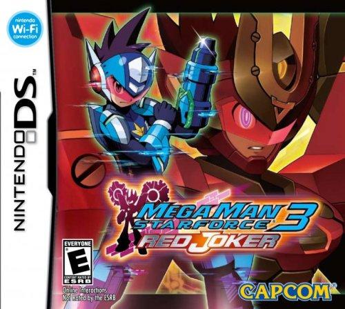 Mega Man Star Force 3 Red Joker - Nintendo DS by Capcom
