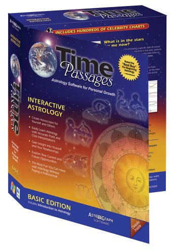 - Time Passages Astrology (PC & Mac)