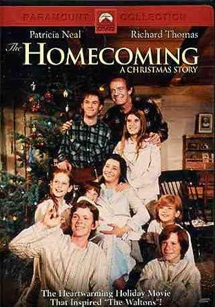 Christmas Homecoming Hallmark.Amazon Com The Homecoming A Christmas Story Patricia Neal
