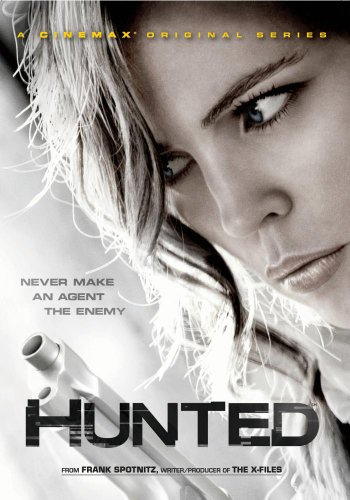 DVD : Hunted: The Complete First Season