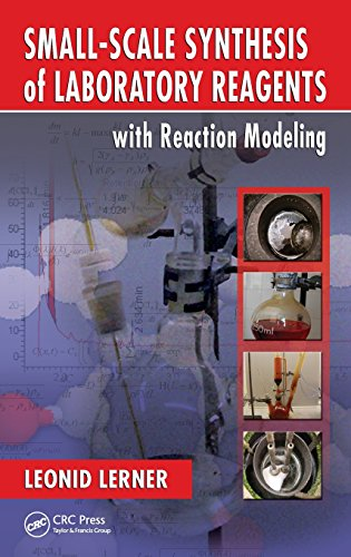 Small-Scale Synthesis of Laboratory Reagents with Reaction Modeling