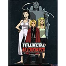 Fullmetal Alchemist: Season 1, Part 2