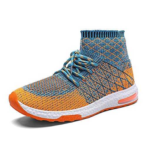 buy popular 299a0 146e3 KCatsy Men Breathable Anti-Slip Outdoor Casual Shoes