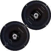 Hertz Audio DCX 165.3 6.5 2-Way 60-Watt RMS DIECI Series Coaxial Speakers - Pair