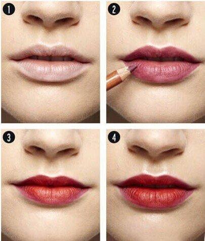 Professional Lipliner pencil Waterproof wooden blend Lip Liner Pencil 15CM 12 Colors Per Set makeup lipstick tool top - Giorgio Armani Concealer