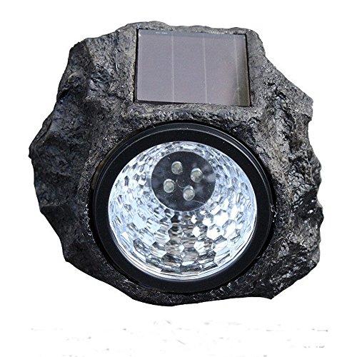 12V Garden Rock Lights - 6