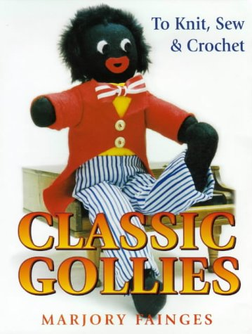 Classic Gollies To Knit Sew Crochet Amazon Marjory