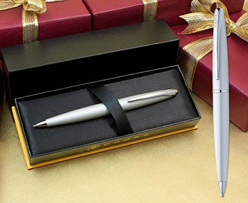 Cross ATX Ballpoint Pen - Matte Chrome