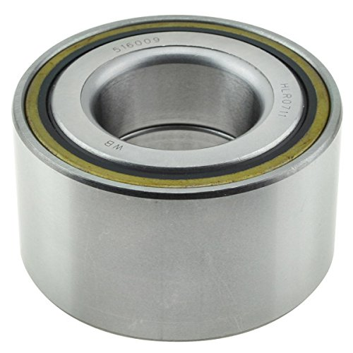 WJB WT516009 - Rear Wheel Bearing/Tapered Roller Bearing - Cross Reference: National 516009/Timken 516009/SKF Grw244, 1 Pack