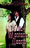 img - for Wild Montana Hearts book / textbook / text book
