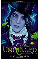 Unhinged (Splintered Series #2) Paperback
