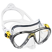 Cressi DS3361 Big Eyes Evolution Mask (Made in Italy)