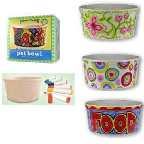 Bowwowmeow Design Your Own Pet Bowl by Johns Bsr Racing