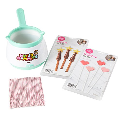 Rosanna Pansino by Wilton Nerdy Nummies Candy Lollipop Set