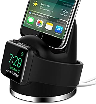 OLEBR Apple Watch 2 in 1 Charging Dock